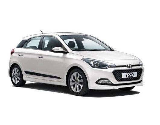 Hyundai i20 rentacarchios Kampas Chios rentacar category D
