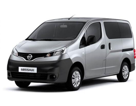 Mini Van Nissan Evalia rentacarchios Kampas Chios rentacar category F