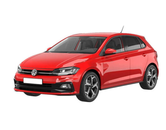 Volkswagen Polo rentacarchios Kampas Chios rentacar category D
