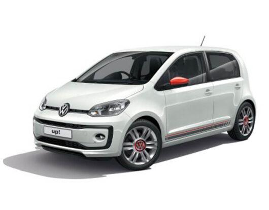 Volkswagen Up Αutomatic rentacarchios Kampas Chios rentacar category Κ